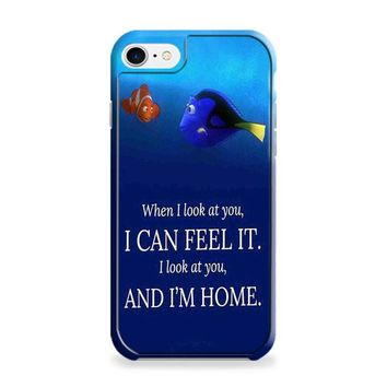 Dory and Nemo Quotes iPhone 6 | iPhone 6S Case