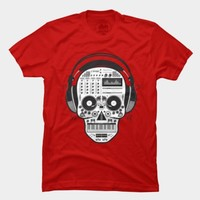 Skull DJ by Exclusive-Ape