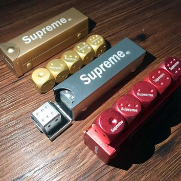 Supreme metal dice[744988278877]