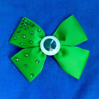 Disney Monsters Inc Inspired Character Bow