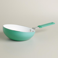 Aqua Mini Flip Frying Pan - World Market