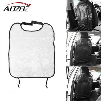 Car Back Seat Protective Cover
