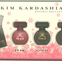 kim kardashian - kim kardashian collection (4 pc mini gift set)