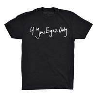 J Cole 4 Your Eyez Only New Album Premium T-Shirt