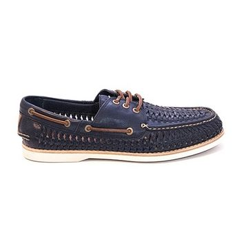 Frye Sully Woven - Navy