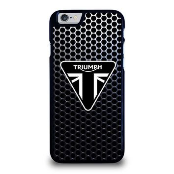 TRIUMPH MOTORCYCLE LOGO iPhone 6 / 6S Case Cover
