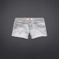 Hollister Low Rise Midi Length Shorts