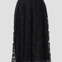 Fare Thee Well Midi Skirt
