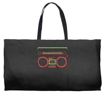 a tribe called quest   speaker hip hop the cutting edge Weekender Totes