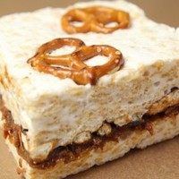 Pretzel Caramel + S'mores Crispies Box of 2