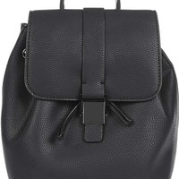 Topshop Mini Glasgow Faux Leather Backpack | Nordstrom