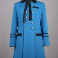 Cosplay Costume X-Small Size Black Butler Ciel Phantomhive Japanese