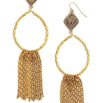 Vanessa Mooney Tassel Drop Earrings | Nordstrom