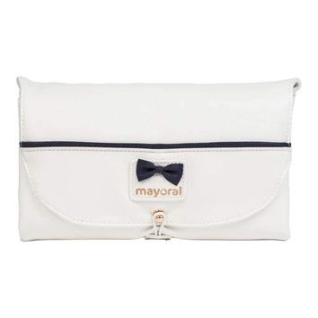 Mayoral Baby Navy Trim Changing Pad