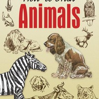 How to Draw Animals by Liedl