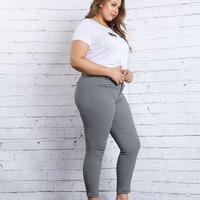 Plus Size Rising Star Pants
