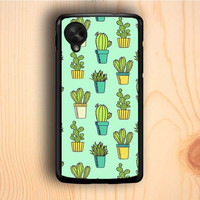 Dream colorful Cactus Nexus 5 Case