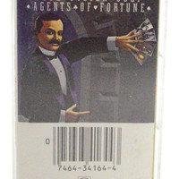 Vintage 80s Blue Öyster Cult Agents of Fortune Album Cassette Tape