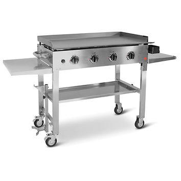 The Backyard Flat Top Grill