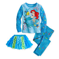 Ariel Deluxe PJ Pal for Girls
