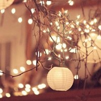 String Lights - Free People Blog