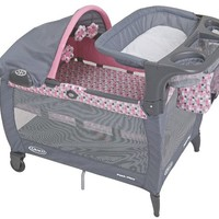 Graco Pack 'N Play Bassinet Playard, Ally