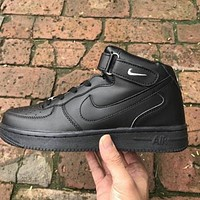 Nike Air Force 1 AF1 high-top flat men and women casual sneakers shoes