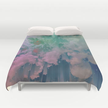 Dream within a Dream Duvet Cover by DuckyB (Brandi)