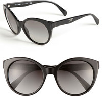 Prada 56mm Cat Eye Sunglasses | Nordstrom