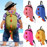 New Kids Canvas Backpack Dinosaur Canvas  Bags School Bags For Children SV009509|27701 = 1645721412