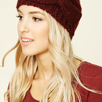 Bow Front Knit Headwrap