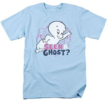 Casper The Friendly Ghost Seen A Ghost T-Shirt