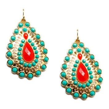 Pree Brulee - Russian Winter Earrings