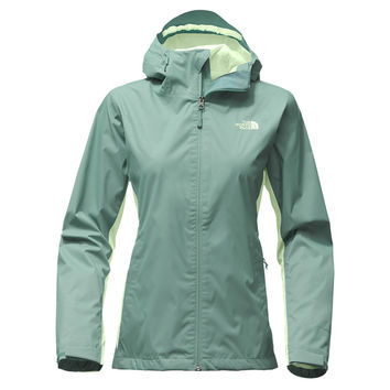 Women's Arrowood Triclimate Jacket in Trellis Green by The North Face