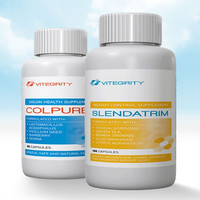 Slim & Trim Kit - Slendatrim® and Colpurex®