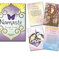 Namaste Blessing & Divination Cards CRDS