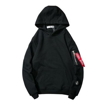 spbest New Streetwear Hip Hop Hoodies Men