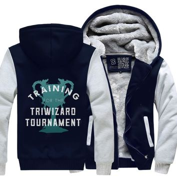 Training Triwizard Tournament, Harry Potter Fleece Jacket