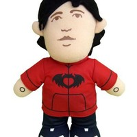 "2008 Fall Out Boy 12"" Talking Plush Doll: Pete Wentz"