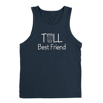 Tall best friend Tank Top