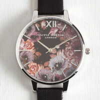 Half Past Bloom Watch by Olivia Burton from ModCloth