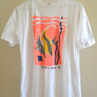 Graphic Tee Cancun Mexico Oversized 90's Vintage XXL
