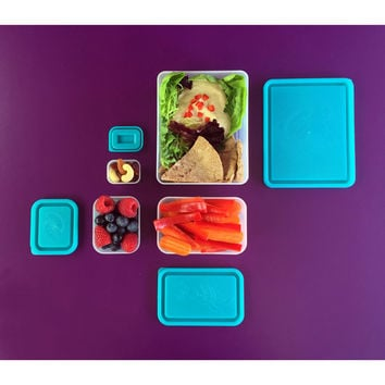 Portion Perfect Prep n' Store Container Set