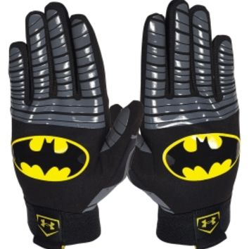 Under Armour Adult Batman Alter Ego Motive Batting Gloves | DICK'S Sporting Goods