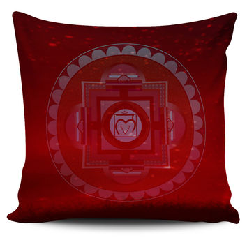 Chakra Love Pillow Set