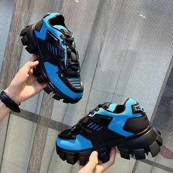 Prada  Fashion Men Casual Running Sport Shoes Sneakers Slipper Sandals