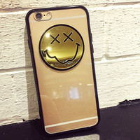 XX face case cover for iPhone 5s 6 6s plus gift 258