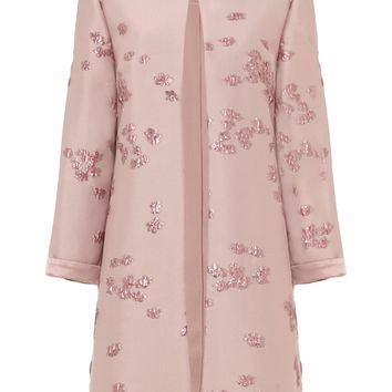 Phase Eight Liliana Jacquard Coat - House of Fraser