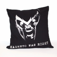 Magneto Pillow