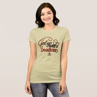 Curl up with a Beautician T-Shirt